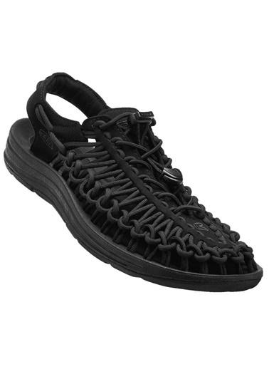 Keen Keen Uneek X RFW Kadın Sandalet Siyah Renkli